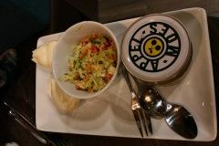 Appelmoes-en-salade